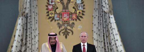 Visite du roi Salman à Moscou: «Pour Riyad, les Russes font partie de la solution au Levant»