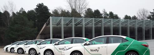 Taxify, concurrent d'Uber, débarque à Paris ce jeudi
