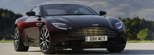 Aston Martin DB11 V8 : née sous une bonne étoile