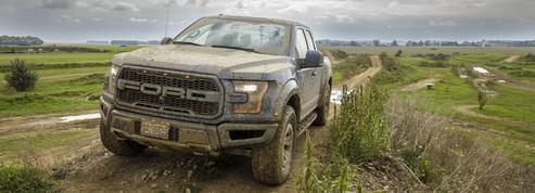 Ford F 150 Raptor : le pick-up de l'extrême