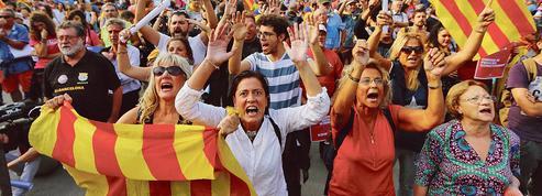 À Barcelone, les indépendantistes assurent qu'il n'y aura «pas de retour en arrière»