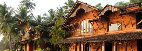 Inde : à Goa, un hôtel de luxe en toute discrétion