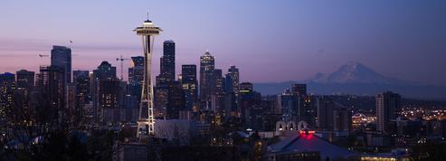 Air France s'envole pour Seattle