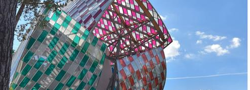 La Fondation Louis Vuitton: coup de cœur artistique
