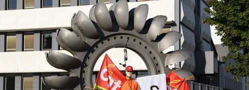 Les salariés de l'usine GE Hydro de Grenoble lèvent leur blocage