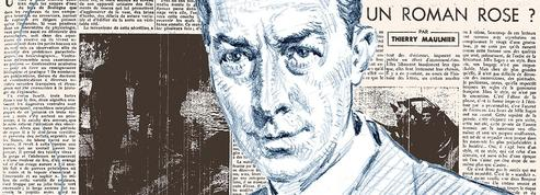 La Chute : en 1956, Albert Camus vu par André Rousseaux