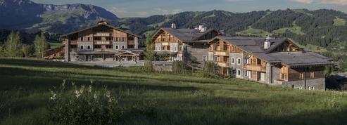 A Megève, le nouveau refuge des Rothschild
