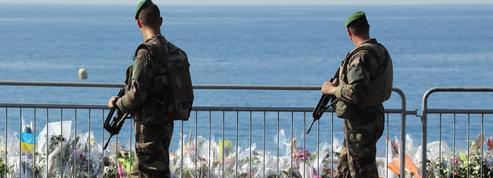 Caporal Nicolas, 20 ans: «Je suis intervenu sur la promenade des Anglais»