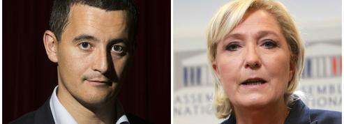L'Émission politique: Gérald Darmanin en première ligne face à Marine Le Pen