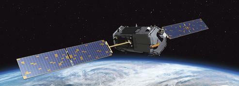 Les émissions de CO2 observées depuis l'espace