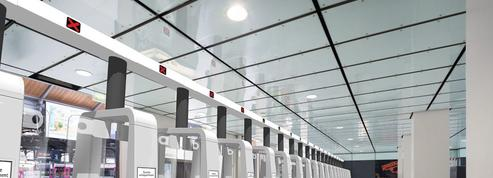 Gare Saint Lazare: des portiques de contrôles innovants installés en 2019