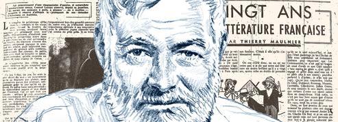 Le Vieil Homme et la Mer : en 1954, Ernest Hemingway vu par Jean Blanzat