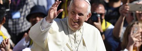 Le pape François canonise un Français parfaitement inconnu