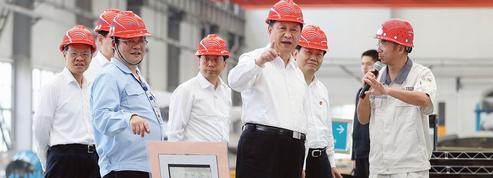 Xi Jinping, timonier d'une Chine fragilisée par sa dette