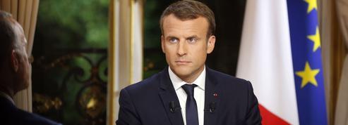 Interview de Macron : «parole forte» pour la majorité, «autosatisfaction» pour l'opposition