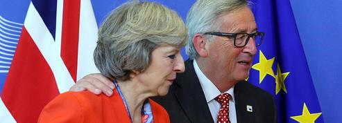 Brexit : Theresa May cherche un appui chez Jean-Claude Juncker