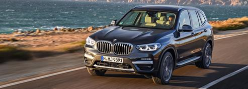 BMW X3, la dynamique du SUV premium