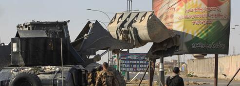 L'Irak reprend Kirkouk aux Kurdes