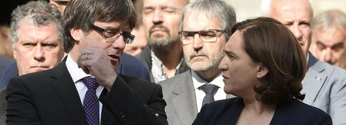 Espagne : les dirigeants catalans affichent leurs divergences