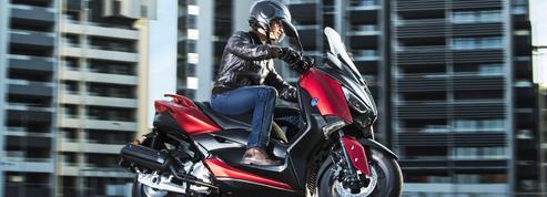 Yamaha offre une cure de jouvence au X-Max 125