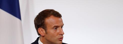 Missions, moyens, protection... Macron tente de rassurer les policiers