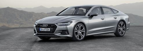 Audi A7 Sportback : hybride sur le fond et la forme