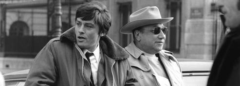 L'hommage de Delon à Melville:«Il était cinématographiquement génial»
