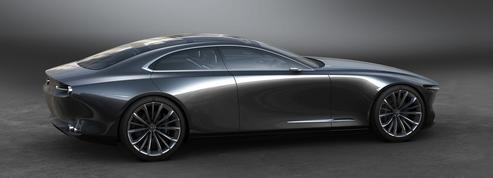Mazda Vision Coupé Concept, un avant-goût de demain