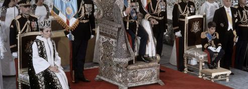Il y a 50 ans, le couronnement du chah d'Iran et de Farah Diba