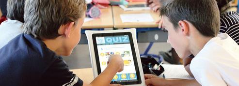 Que font nos enfants en classe avec leur tablette ?