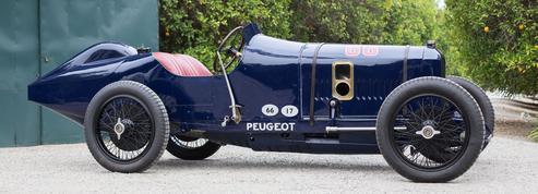 Peugeot L45 Indianapolis : l'âge d'or sochalien en vente en Californie