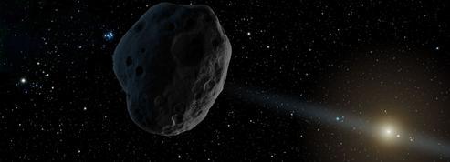 Pour la première fois, un objet «venu d'ailleurs» traverse le Système solaire