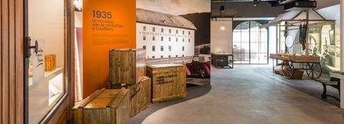 Suisse: halte pralinée à Courtelary