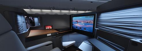 Panasonic veut gagner la bataille des avions connectés