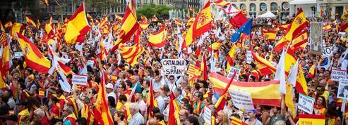 Catalogne : ceux qui disent non à l'indépendance