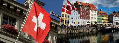 Apprentissage, formation : le succès de la Suisse et du Danemark