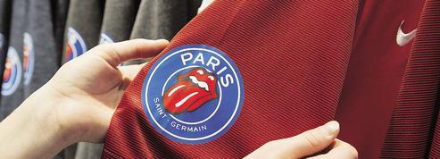 PSG : les dessous d'une collaboration avec les Rolling Stones