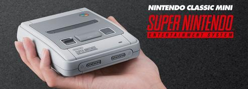 En France, la Super Nintendo Mini s'arrache