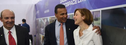 Dassault Aviation et Reliance scellent leur partenariat en Inde