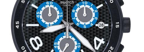 Swatch: back to black