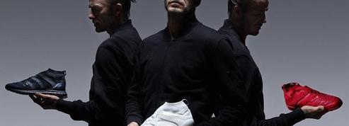 David Beckham crée une collection pour Adidas
