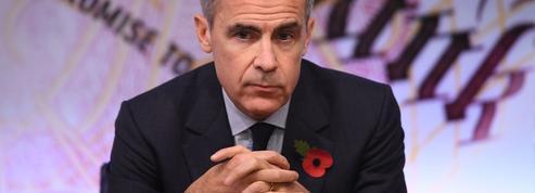 La Banque d'Angleterre relève ses taux d'intérêt