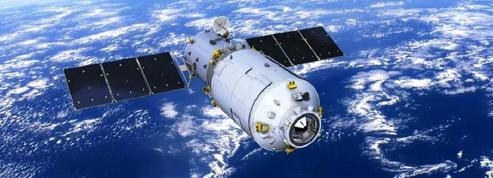La station spatiale chinoise en perdition ne présente pas un grand danger