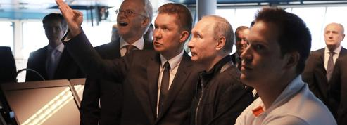 L'Europe navigue entre les intérêts gaziers russes et américains