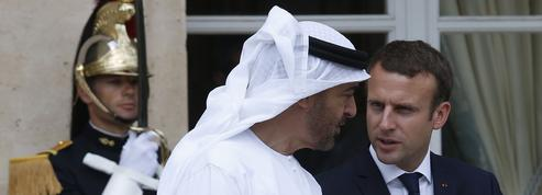 Macron aux Émirats, seul «partenaire de confiance»