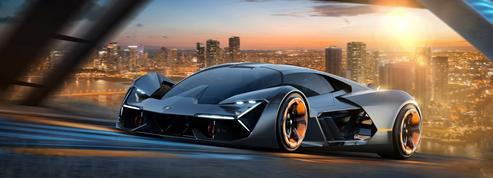 Lamborghini Terzo Millennio, le coléoptère électrique