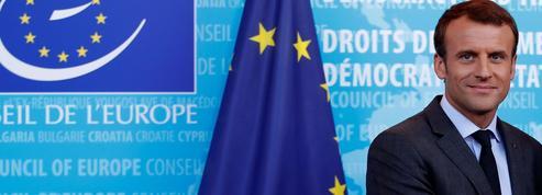 Commerce extérieur : Macron à la manœuvre pour une Europe qui protège