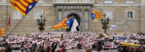 À Barcelone, les manifestants l'emportent sur les grévistes