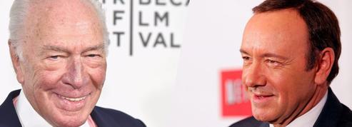 Harcèlement sexuel: Kevin Spacey remplacé par Christopher Plummer dans le film de Ridley Scott
