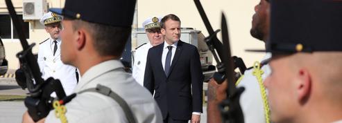 Emmanuel Macron annonce la fin de Daech «dans les prochains mois»